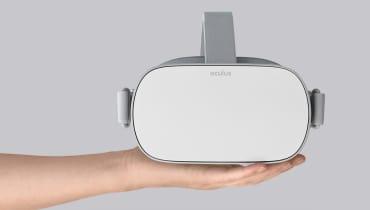 Facebook stellt günstige VR-Brille vor