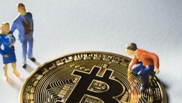 Laut trinkenden Ökonomen ist ein Bitcoin nur 16 Euro wert