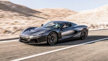Elektromobilität: Porsche übernimmt Anteile von Rimac