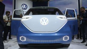 VW hat jetzt einen E-Bulli-Transporter und ein Lasten-E-Bike angekündigt