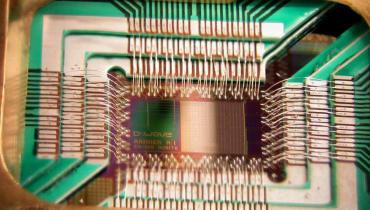 Google nähert sich dem ersten universellen Quantencomputer