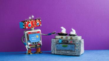 In San Francisco eröffnet ein Burger-Restaurant, in dem Roboter brutzeln