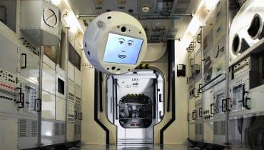 Die ISS bekommt einen digitalen Assistenten
