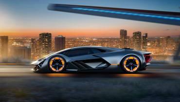 Lamborghini und MIT präsentieren gemeinsames Hypercar