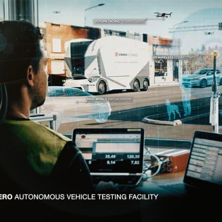 In Schweden gibt es jetzt ein halb-virtuelles Testgelände für selbstfahrende Autos | WIRED Germany