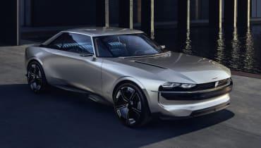 Dieses coole Elektro-Muscle-Car ist ein Peugeot