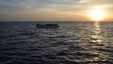 Wie eine App helfen soll, die Seenotrettung im Mittelmeer zu koordinieren