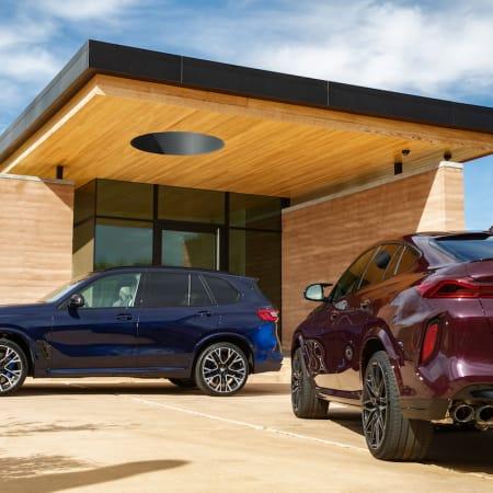 Fahrbericht : BMW X5 M und X6 M Competition: Schiere Kraft gepaart mit Hirnschmalz