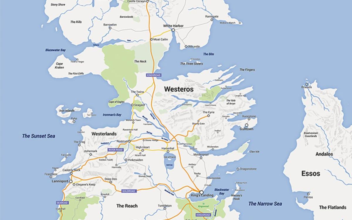 Karte Westeros Essos Deutsch.Ein Game Of Thrones Fan Hat Westeros Auf Google Maps Nachgebaut Gq