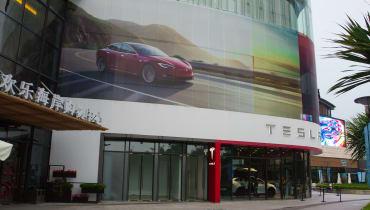 Tesla baut seine Gigafactory 3 in China