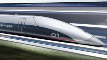 Die Apple-Stadt Cupertino will eine Hyperloop-Strecke
