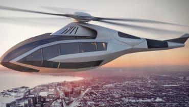 So stellt sich Bell den Hubschrauber der Zukunft vor