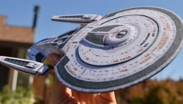 Bestellt euch Star-Trek-Raumschiffe aus dem 3D-Drucker