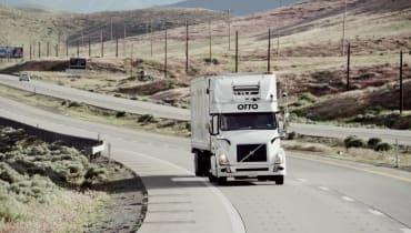 UBER gibt selbstfahrende Trucks auf