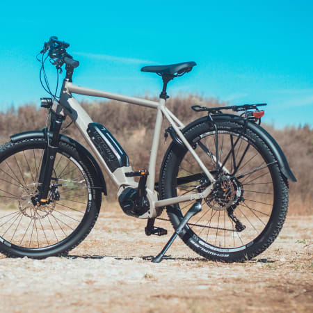 E-Bike : Victoria eAdventure: Das Fahrrad-SUV im Test