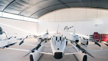 Ihr könnt jetzt das Flugauto des Google-Gründers vorbestellen