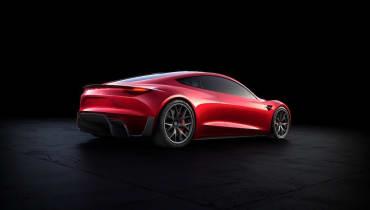 Teslas neuer Roadster fährt 1000 Kilometer weit