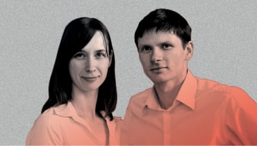 Viola und Marcel Pfützner drucken lebensechte Organmodelle in 3D
