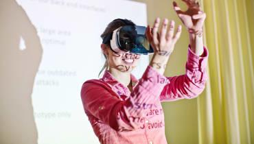 Erstmals verkaufen sich eine Million VR-Headsets pro Quartal
