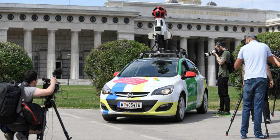 Googles Street-View-Autos fahren wieder durch Deutschland | WIRED ...