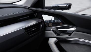 Audi macht die Außenspiegel überflüssig