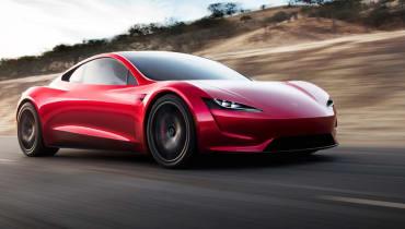 Elon Musk will den neuen Roadster mit Raketen austatten