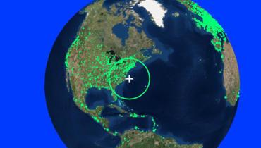 Hört euch auf der Weltkarte des Radios durch fast 8000 Sender