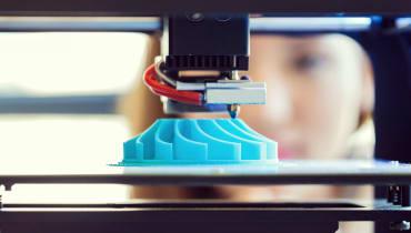 Objekte aus dem 3D-Drucker können WLAN übertragen