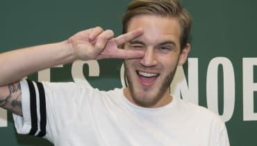 Hier könnt ihr zuschauen, wie PewDiePie vom Youtube-Thron gestoßen wird