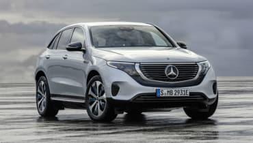 EQC: Das Elektro-SUV von Daimler ist da