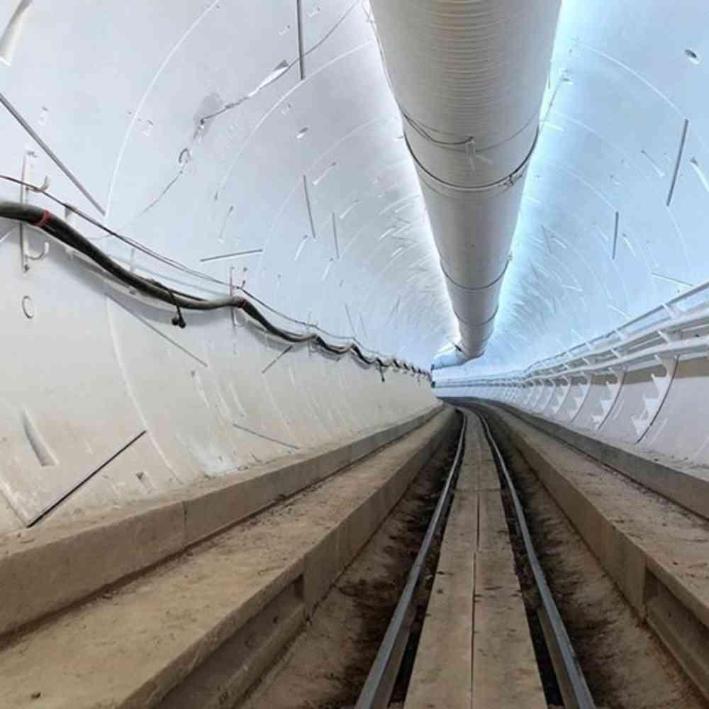 Die Eröffnung des Elon-Musk-Tunnels verschiebt sich – aber nur um ein paar Tage | WIRED Germany