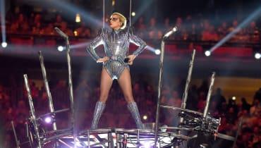 Das steckt hinter Lady Gagas Drohnenschwarm beim Super Bowl