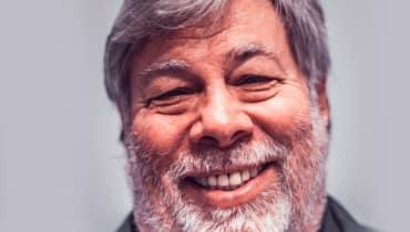 Wir haben mit dem Apple-Co-Gründer Steve Wozniak über deutsche Autos, das Geheimnis von Tesla und Flugtaxis geredet