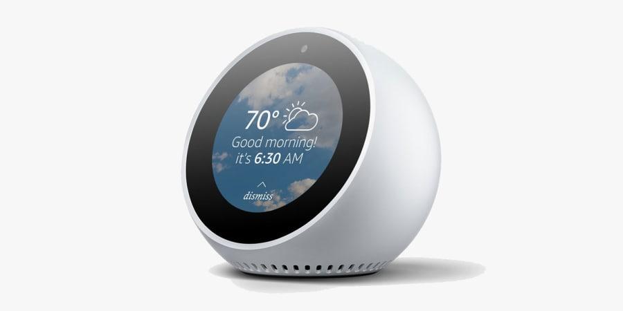 Der Echo Spot Ist Amazons Weg Ins Schlafzimmer Wired Germany
