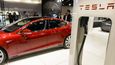 """Tesla plant als """"besonderes Erlebnis"""" den eigenen Musikstream zum E-Auto"""
