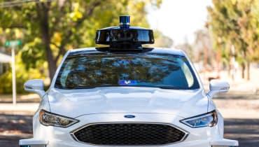Lyft: Selbstfahrende Autos sollen dank 3D-Karten wissen, wo sie sind
