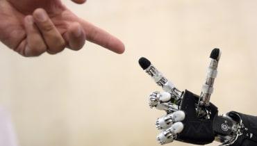 Roboter können sich jetzt selbst heilen