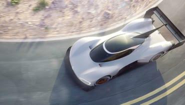 VW schickt ein E-Auto zum Pikes Peak