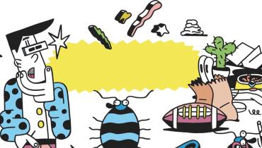 Twentysomething / Tom Hillenbrand über Kakerlaken-Branding