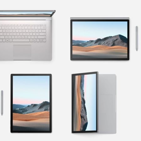 Neues Surface Line-up : Microsoft launcht schnelleres Surface Book 3 und Surface Go 2
