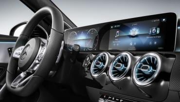 Daimler bringt ein smartes Betriebssystem