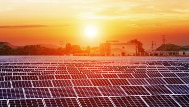 Tschernobyl wird zum Solarpark
