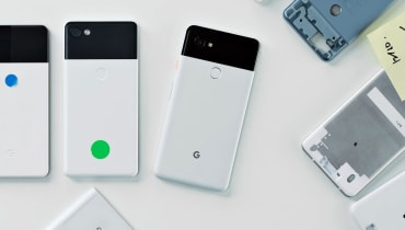 Google aktiviert den versteckten KI-Prozessor im Pixel 2