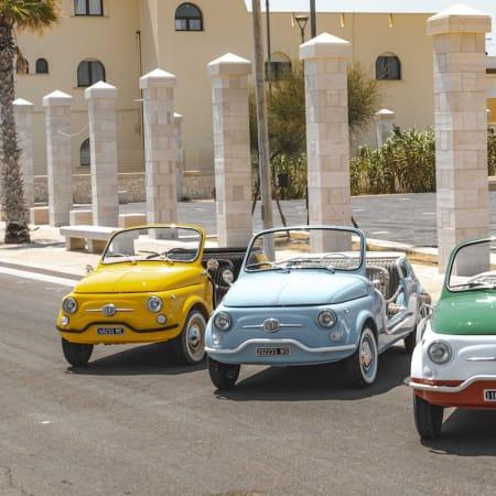 Neuauflage : Fiat 500 Jolly Spiaggina Icon-e: So fährt der Fiat-Oldtimer mit E-Motor