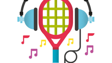 Tanz den Rückhand-Beat! James Murphy hat aus den US Open 400 Stunden Musik gemacht