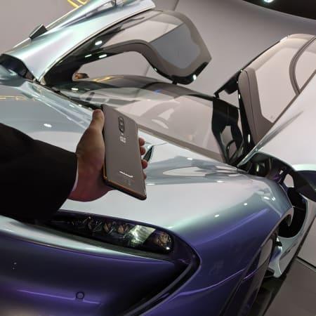 Hands-on : Weltpremiere: Das neue OnePlus 7T Pro in der McLaren-Edition