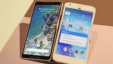 Hands-on mit dem Pixel 2-Smartphone von Google