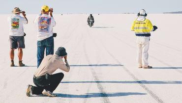 Mad Max down under: Das wüsteste Rennen der Welt