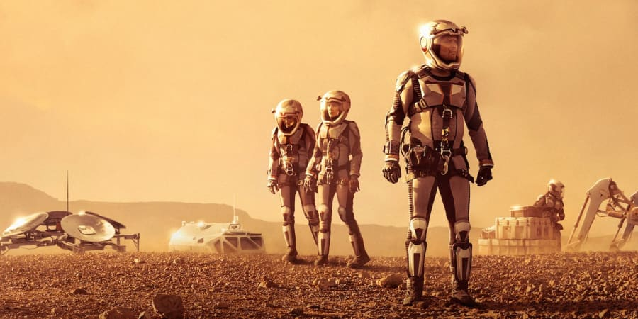 Die Besten Science Fiction Serien Und Filme Auf Netflix Wired Germany