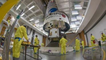 Europa und Japan schicken Raumsonden zum Merkur